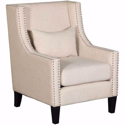Picture of Whittier Natural Accent Chair
