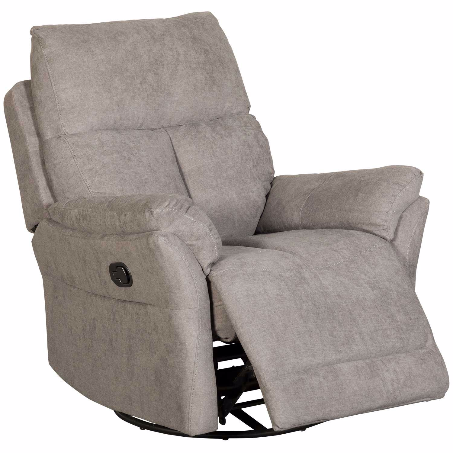 Picture of Reed Gray Swivel Glider Recliner