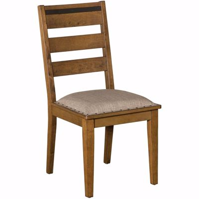 Picture of Retreat Ladderback Padded Side Chair