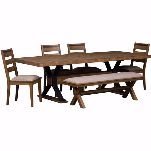 Picture of Retreat 6 Piece Dining Set