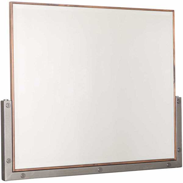 Picture of Forge Beveled Mirror