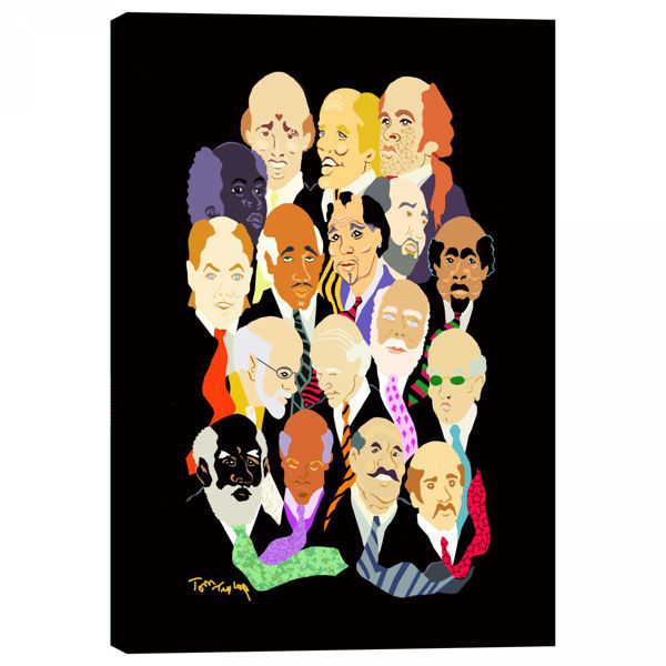 Picture of The Bald Bunch 24x36 *D