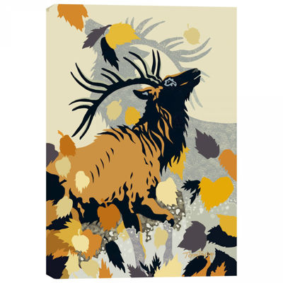 Picture of Elk Encounter 24x36 *D