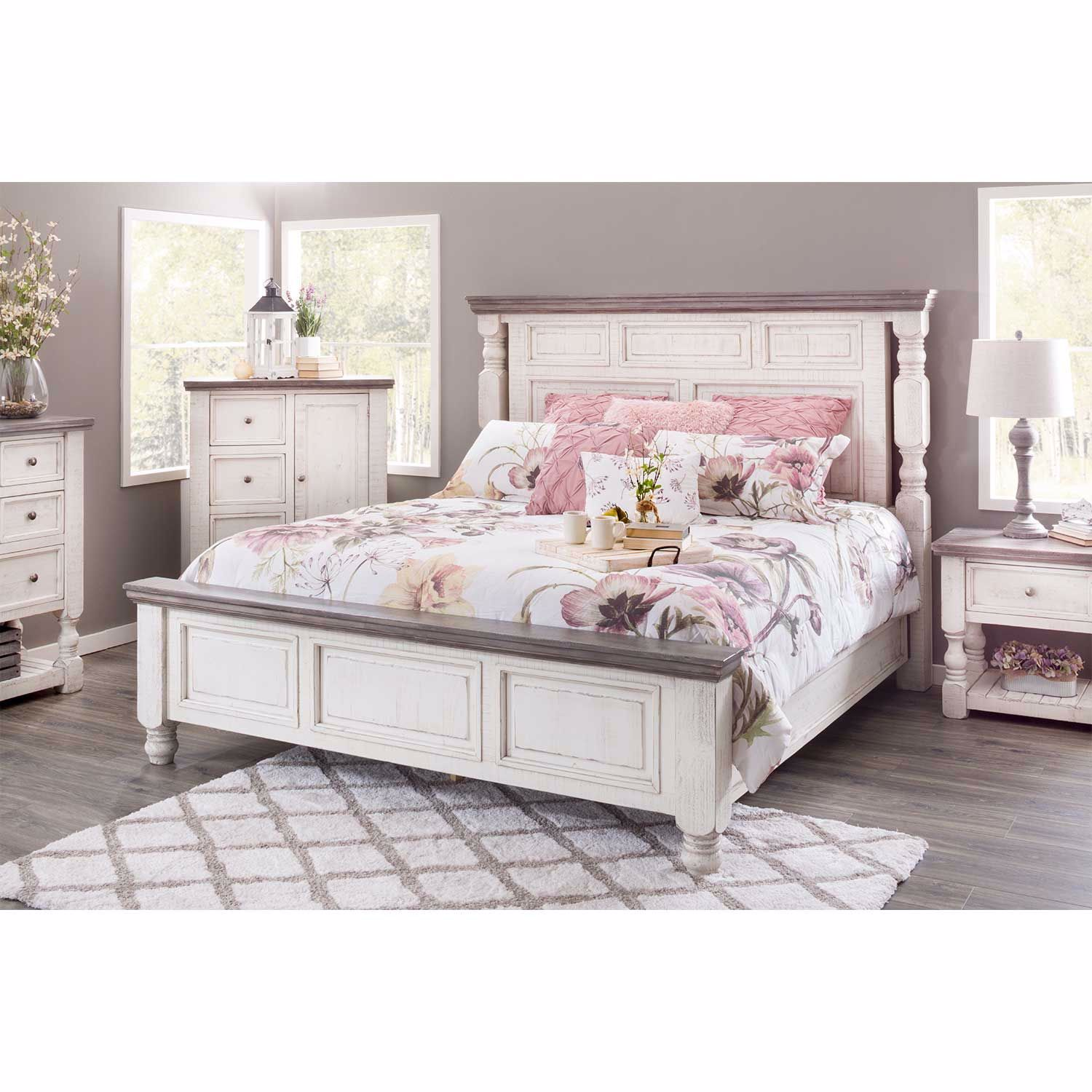 Picture of Stone Collection King Bed
