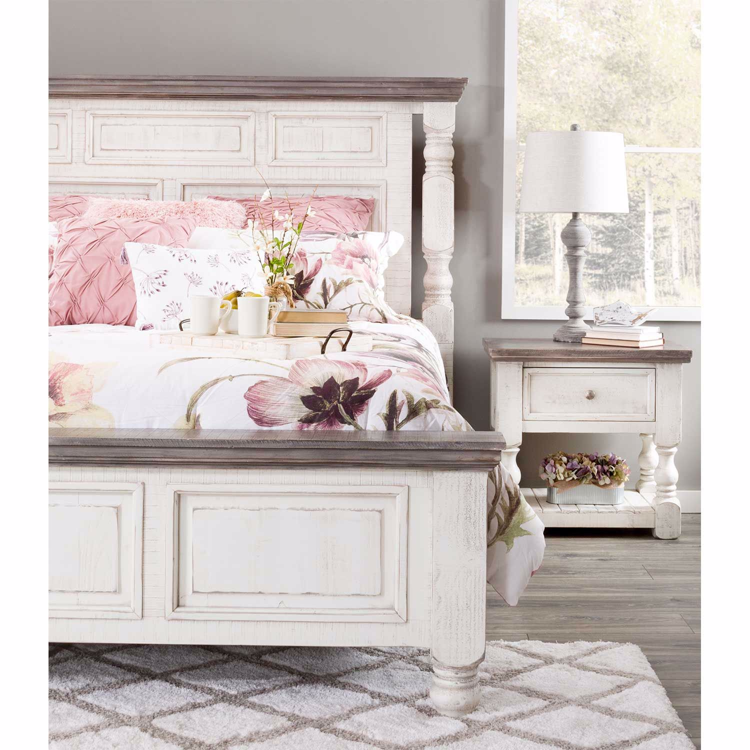 Picture of Stone Collection 5 Piece Bedroom Set