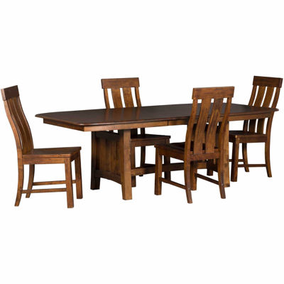 Picture of Hunderson 5 Piece Trestle Set