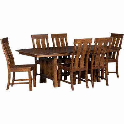 Picture of Hunderson 7 Piece Trestle Set