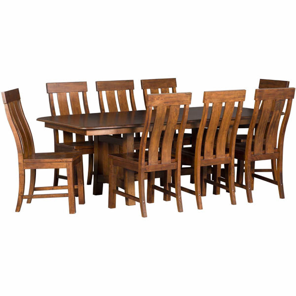 Picture of Hunderson 9 Piece Trestle Set