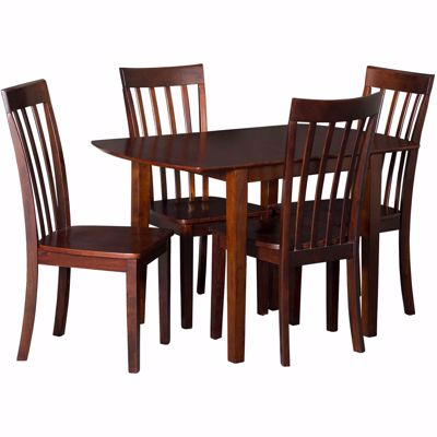 Picture of East Power 5 Piece Rectangular Table Set