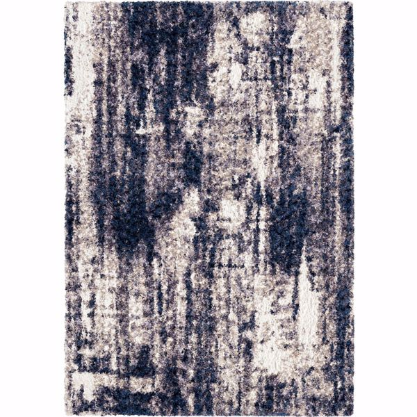 Picture of Super Soft Abstract Multi 5X7 Rug