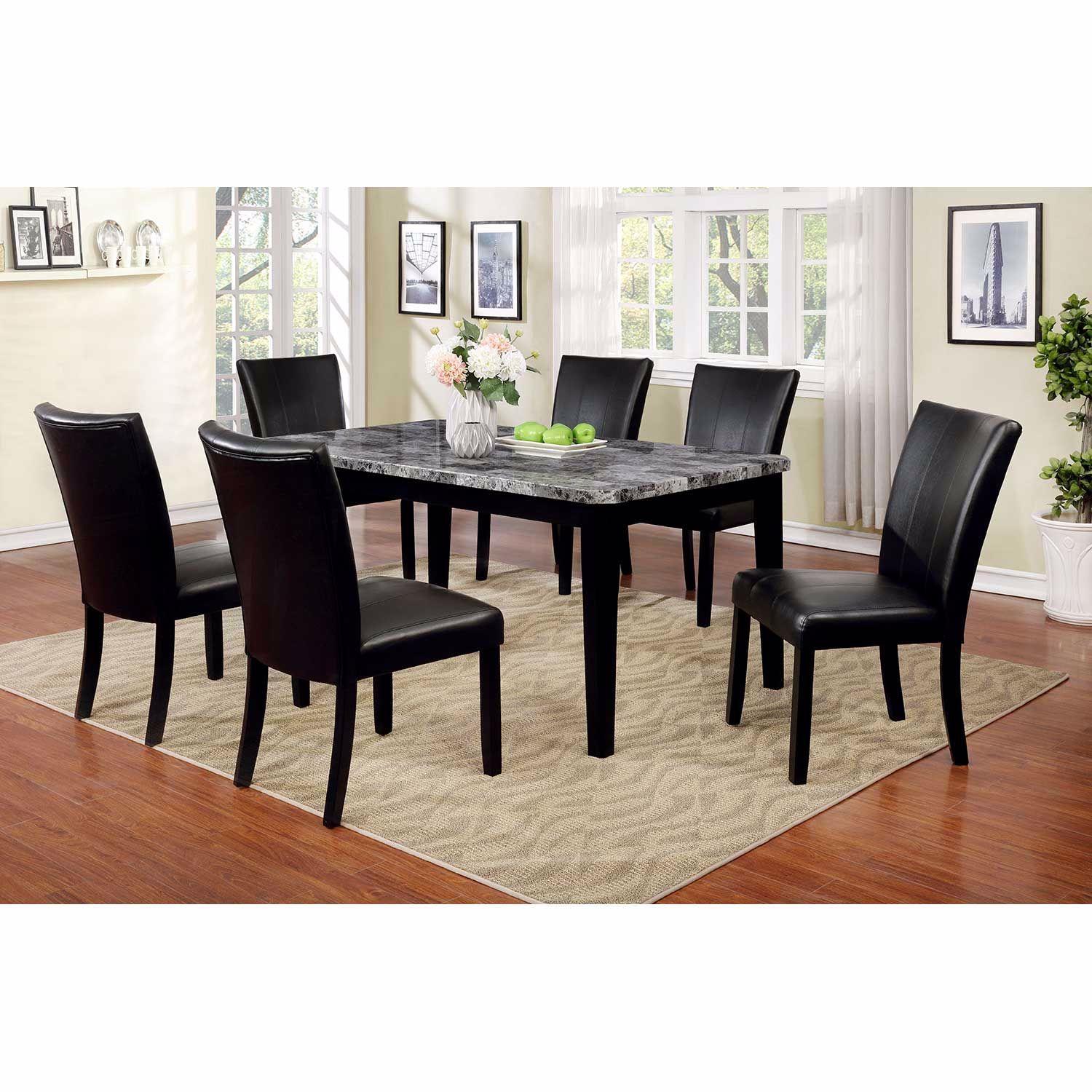 Picture of Brian 5 Piece Dining Set