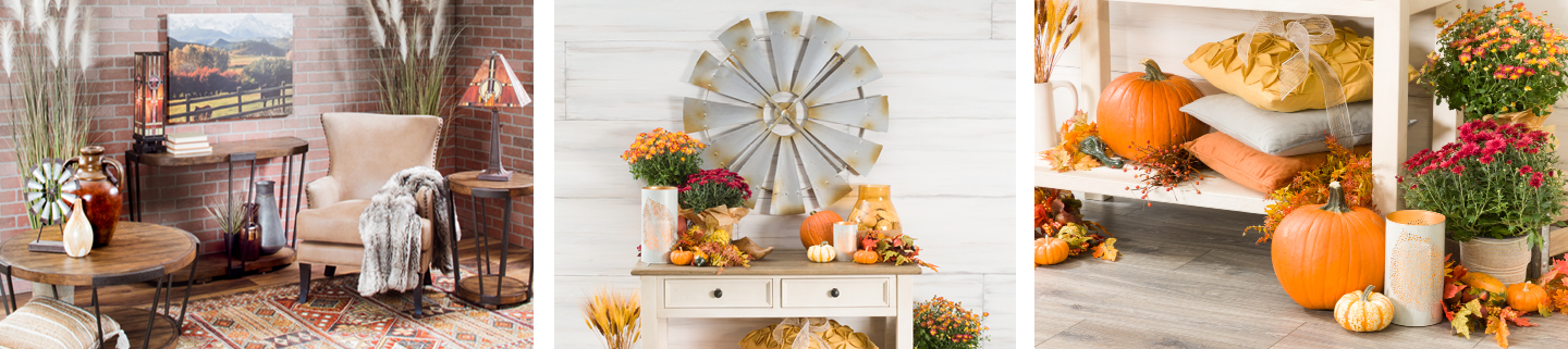 Simple Fall Home Decorating Tips