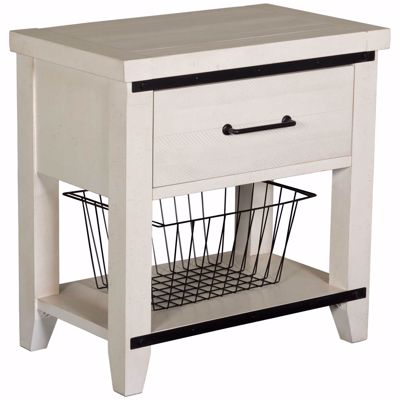 Picture of Dakota 1 Drawer Nightstand