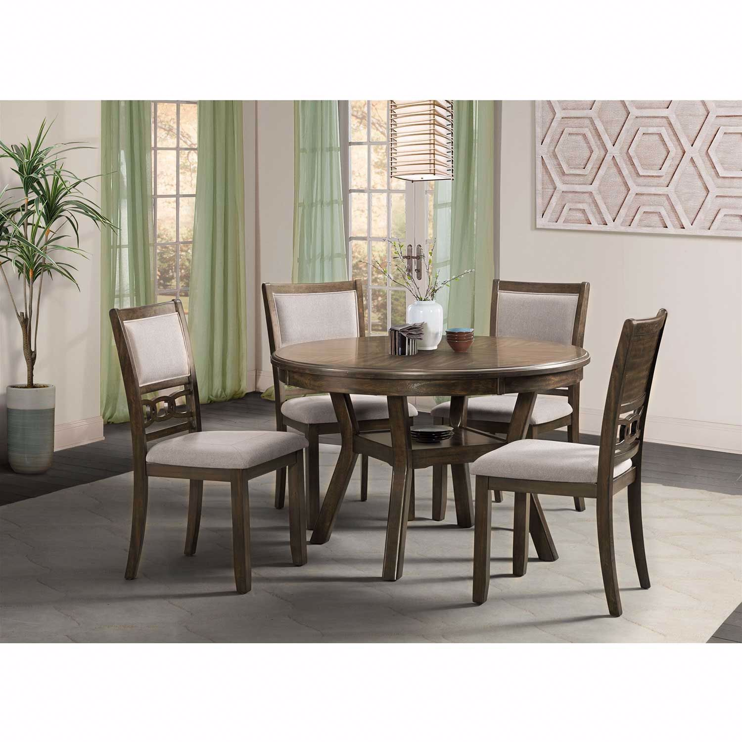 Picture of Amherst 5 Piece Regular Dining Set