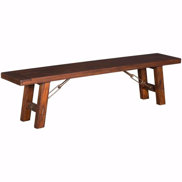 Picture of Tuscany All Wood Bench