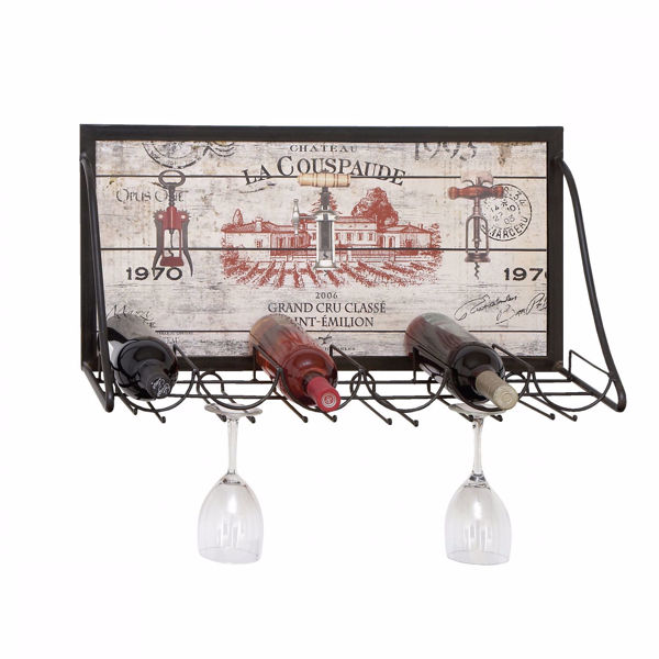 Picture of Wall Wine Rack