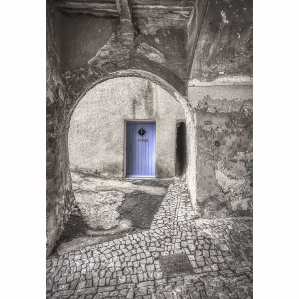 Picture of The Blue Door 24x36 *D