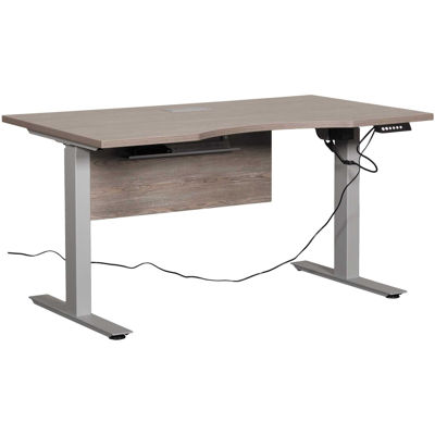 "Picture of Manhattan 54"" Lift Desk"