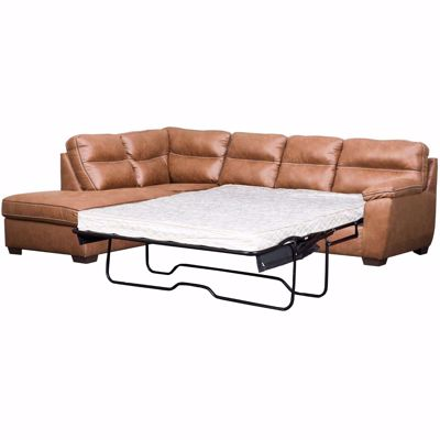 Picture of Wesley 2PC RAF Sofa Sectional with Innerspring Mat