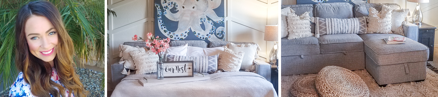 Blogger Spotlight | Guest Room with Cassie Erwin