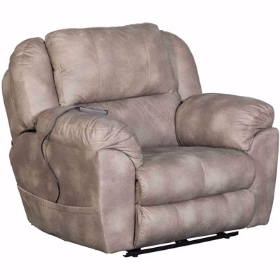 Picture of Power Recliner with Power Headrest, Lumbar support