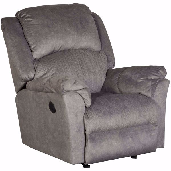 Picture of Graphite Power Rocker Recliner
