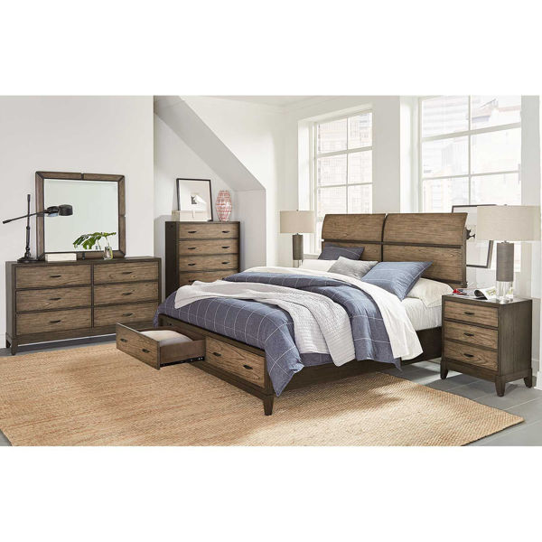 Picture of Westlake 5 Piece Bedroom Set