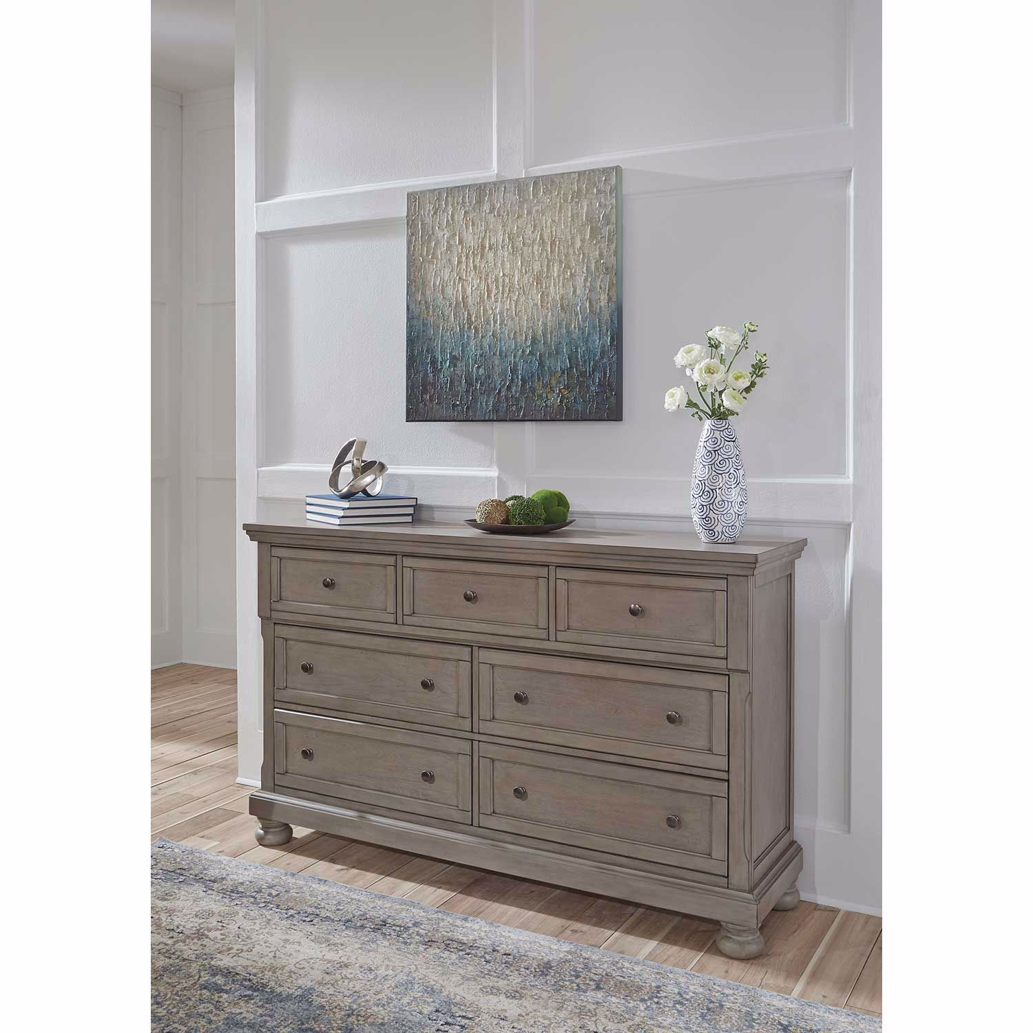 Picture of Lettner 7 Drawer Dresser
