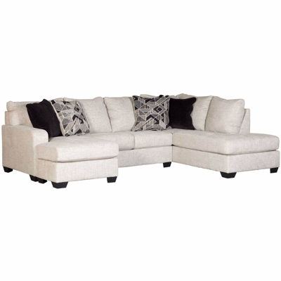 Picture of Megginson 2 Piece Sectional with RAF Chaise