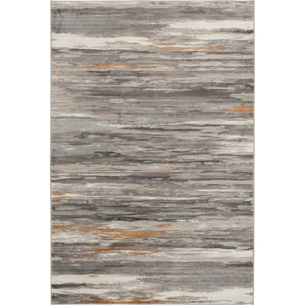 Picture of Adore Cement Grey 8x10 Rug