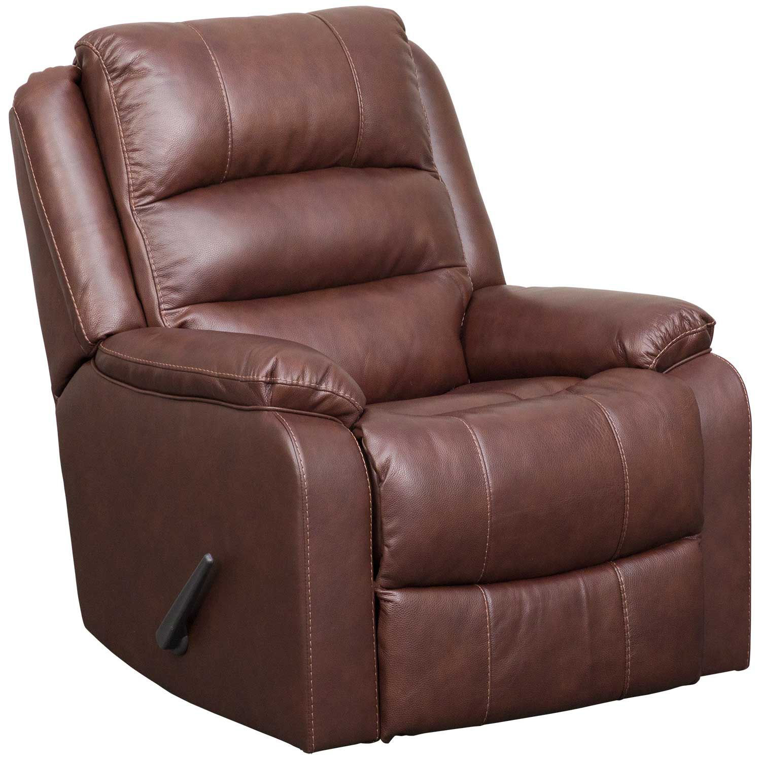Picture of Wylesburg Leather Rocker Recliner