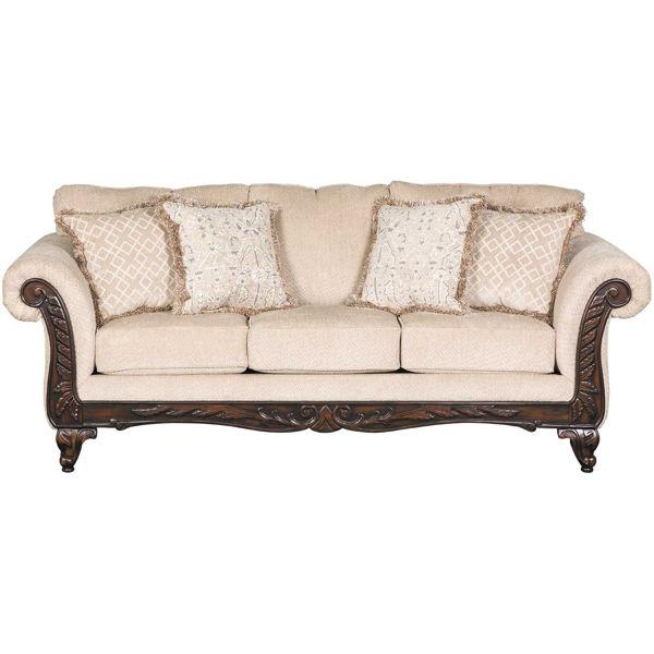 Picture of Emma Wheat Sofa
