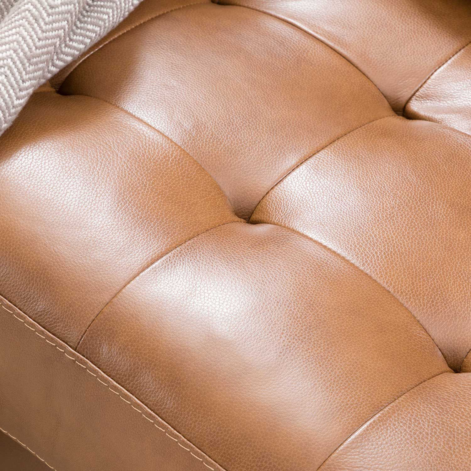 Picture of 3pc Italian Leather Sectional