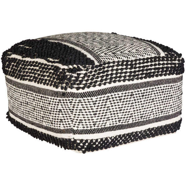 Picture of Kaycee Cuboid Floor Pouf *P