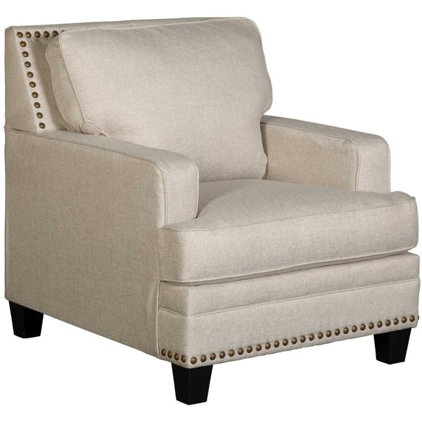 Picture of Claredon Linen Chair