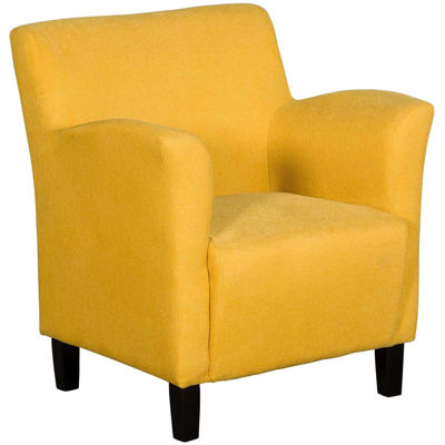 Picture of Roscoe Yellow Arm Chair