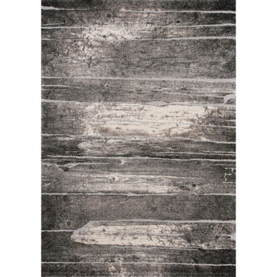 Picture of Montana Charcoal Blue Taupe 5x8 Rug