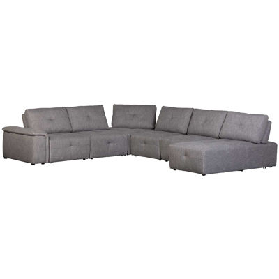 Picture of Adapt Gray 7 Piece Sectional with Chaise