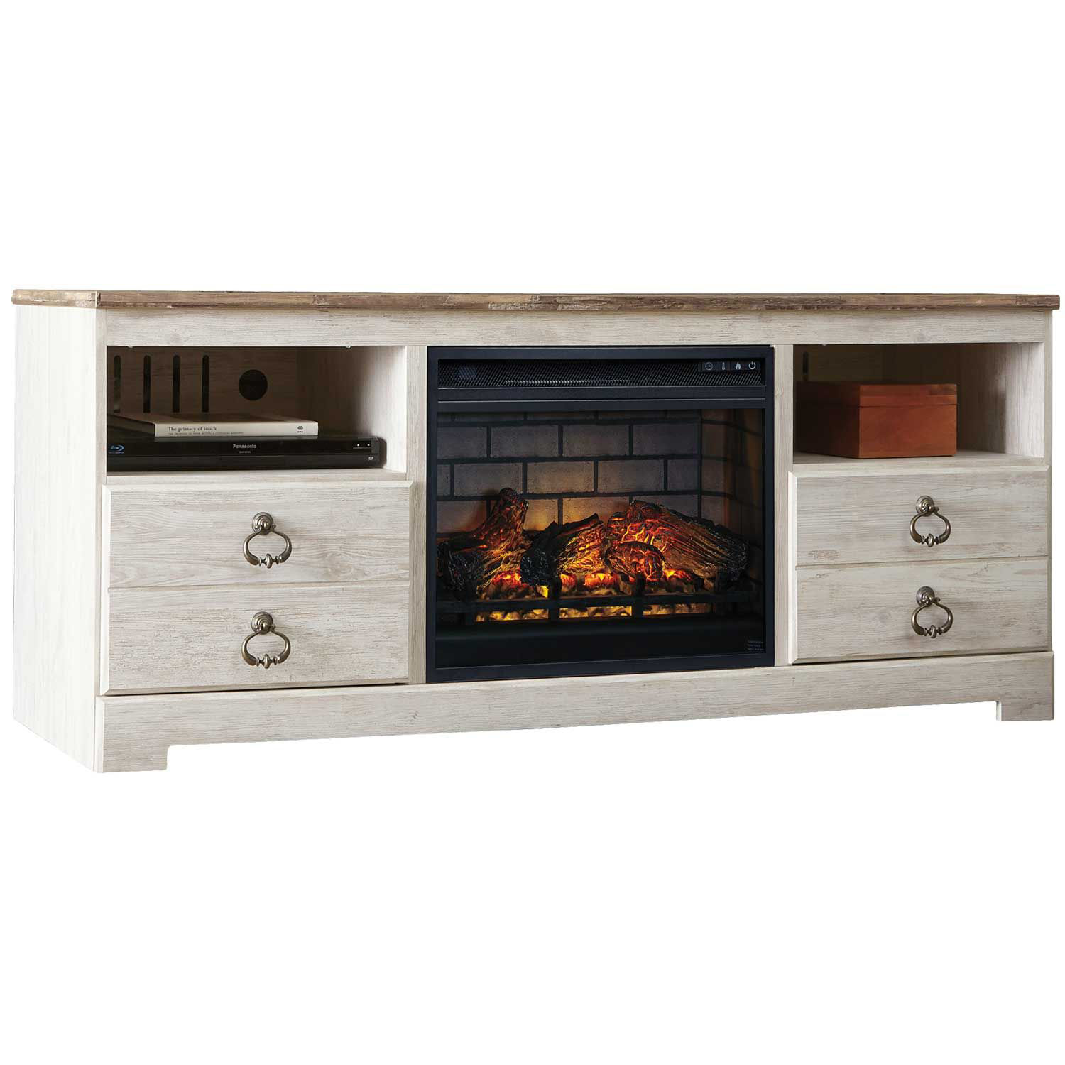 Picture of Willowton Fireplace TV Stand