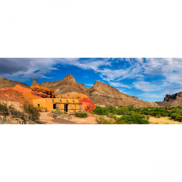 Picture of Big Bend Ranch State Park Pano 20X60 *D