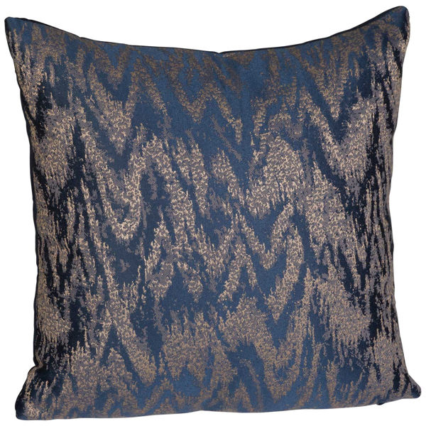 Picture of Alpine Blues 16x16 Inch Pillow *P