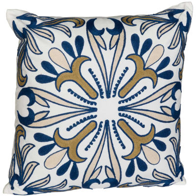 Picture of Mediterranean Charm 18x18 Inch Pillow *P