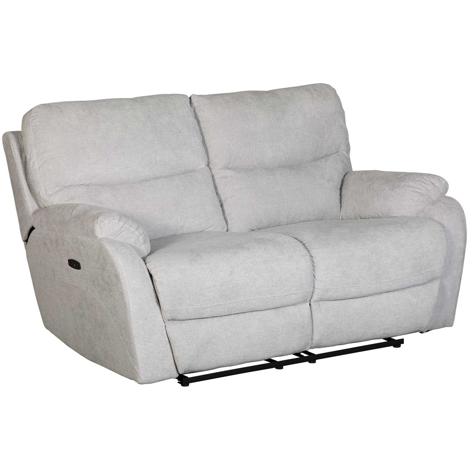 Picture of Piven Power Reclining Loveseat with Adjustable Headrest