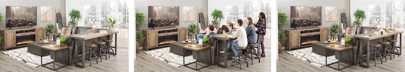 Sofa Bar Tables: A Multipurpose Powerhouse