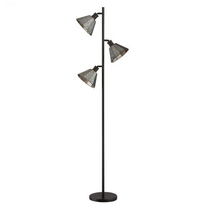 Picture of Busson Metal Industrial Floor Lamp