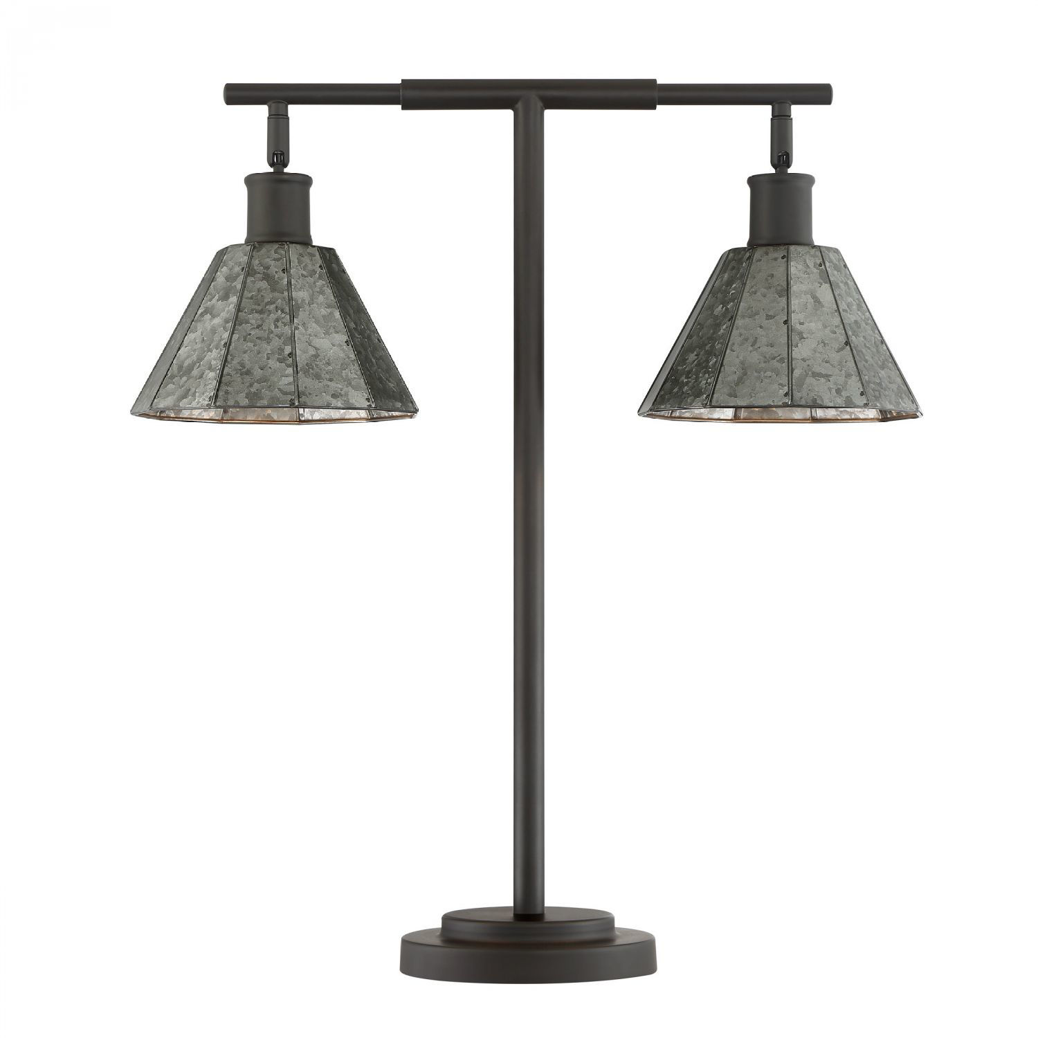 Picture of Busson Metal Industrial Table Lamp