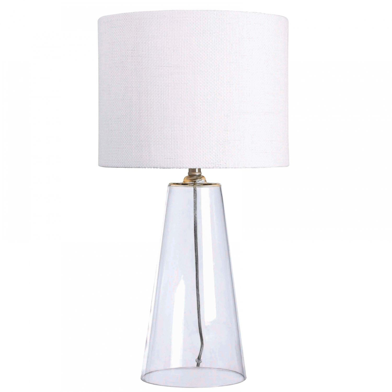 Picture of Boda Clear Glass Lamp