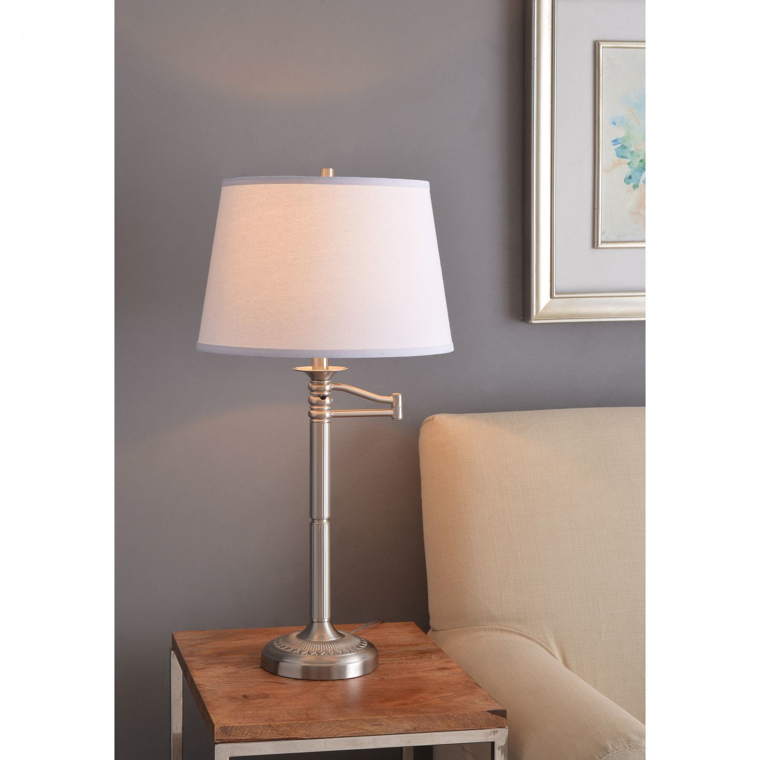 Picture of Riverside Swing Arm Lamp