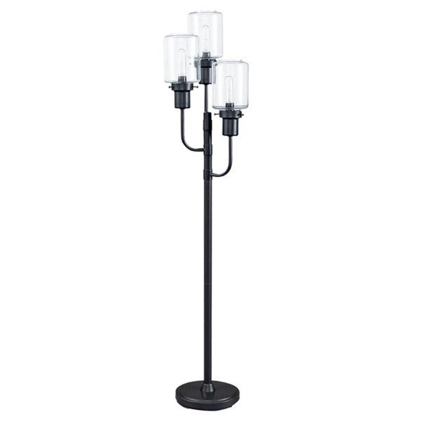 Picture of Jaak Bronze 3 Light Floor Lamp