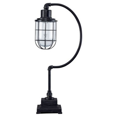 Picture of Jae Metal Industrial Desk Lamp
